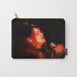 Dark Wave Woman Carry-All Pouch