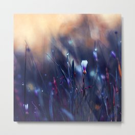 Lonely in Beauty Metal Print