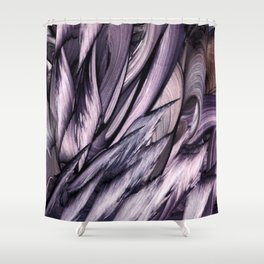 Ogoun Shower Curtain
