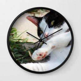 egad! Wall Clock