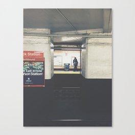 city hall/bsl Canvas Print