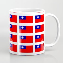 flag of taiwan -formosa,taipei,formosan,Taiwanese,hakka,matsu,台湾,臺灣. Coffee Mug
