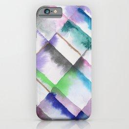 Geometrica Feelings iPhone Case