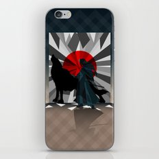 Spirit trapped in mirrors  iPhone & iPod Skin