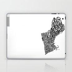 Typographic New England Laptop & iPad Skin