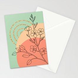 Butterfly 4 Stationery Cards