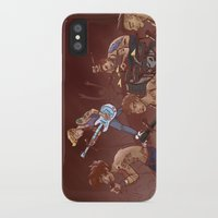 concert iPhone & iPod Cases featuring concert by cargdoodles