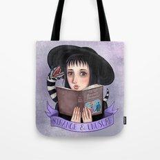 I Myself, Am Strange & Unusual Tote Bag