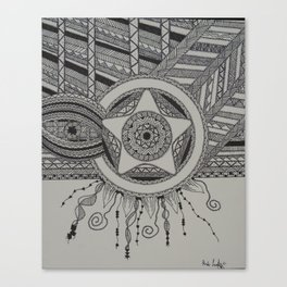 KL-1.4 Canvas Print
