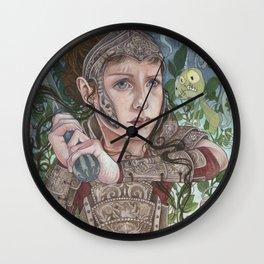 Dragon Warrior Wall Clock