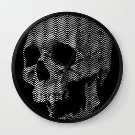 Death Maze Wall Clock