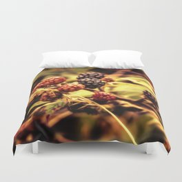Fruits of the Forest Duvet Cover