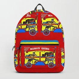 Cracking Up Backpack