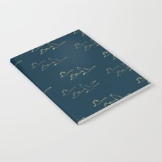 Wild Swans in Flock Notebook