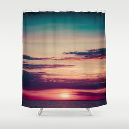 Count To 10 Shower Curtain