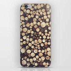 If I wood, wood you? iPhone & iPod Skin