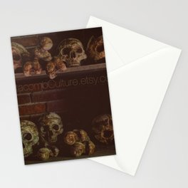 Catacomb Culture - Catacombs Stationery Cards