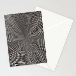 Chrome Tunnel Stationery Cards