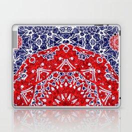 Maltesse Mandala Bandana Laptop & iPad Skin