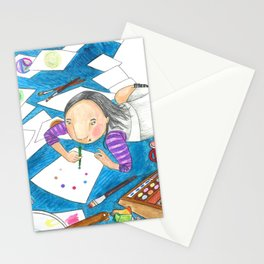Believe in yourself - Art Explosion Stationery Cards