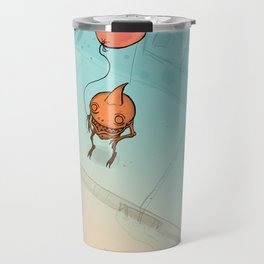 SharkBoyBalloon Travel Mug
