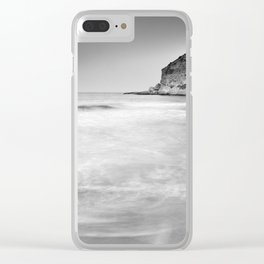 Waiting for Ío Clear iPhone Case