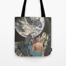 Cosmic Waters Tote Bag
