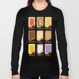 Pop Tart Pop Art Long Sleeve T-shirt