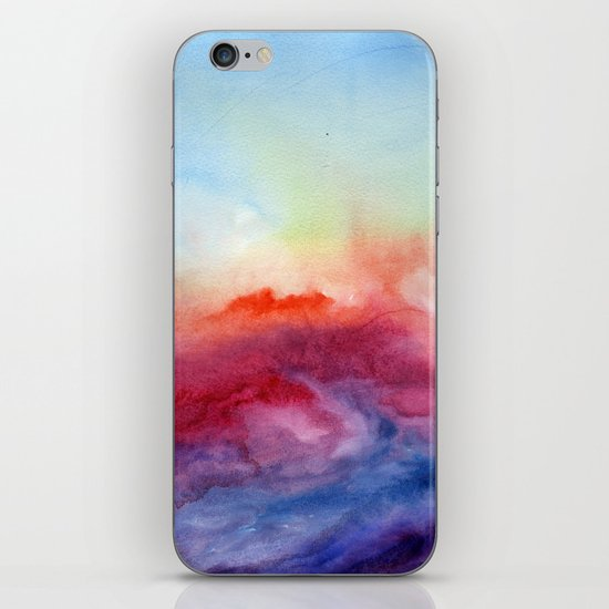 Arpeggi iPhone Skin