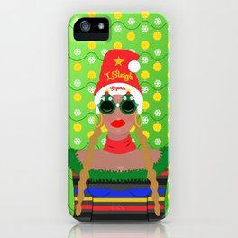 I Sleigh iPhone Case