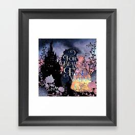 Within Framed Art Print