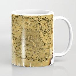 Old Maps Coffee Mug