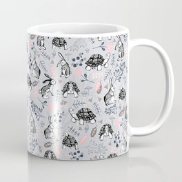 By A Hare's Breadth Coffee Mug
