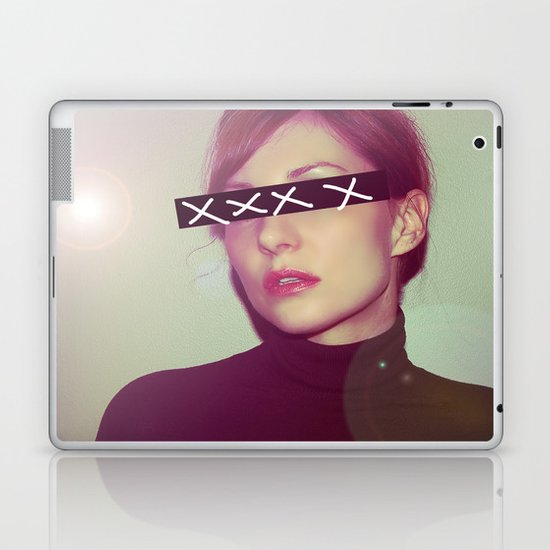 Modern Romance Laptop & iPad Skin