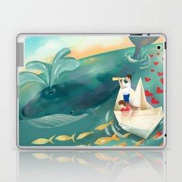 Adventures at Sea Laptop & iPad Skin