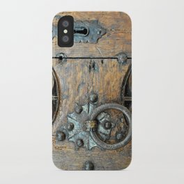 Church door iPhone Case