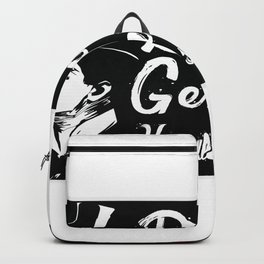 My Good Man Backpack
