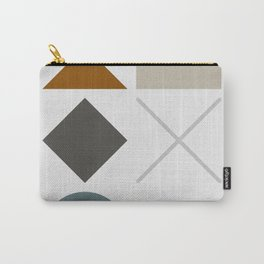 Mid West Geometric 03 Carry-All Pouch