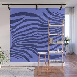 Animal Waves (Blue Mood) Wall Mural