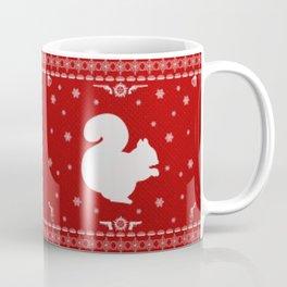 Supernatural Dean Holiday Sweater Coffee Mug