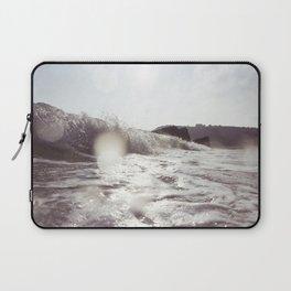 Autumn Wave Laptop Sleeve