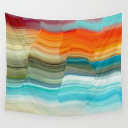 WAVE WORLD Wall Tapestry