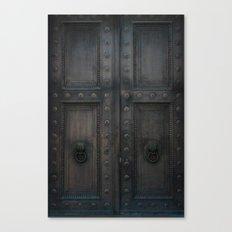 Sanctuary of Secrets Canvas Print