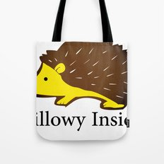 Pillowy Inside Tote Bag