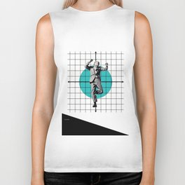 Out of the grid... Biker Tank
