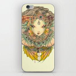 Lady dragon  iPhone Skin