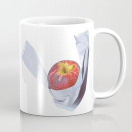 Apple Duct-taped Coffee Mug
