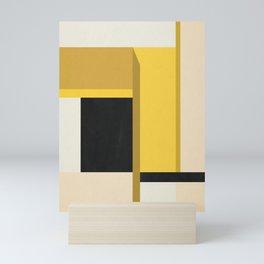 geometric 14 Mini Art Print