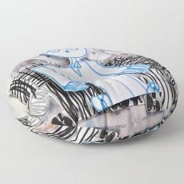 PEOPLE iN SUiTS Floor Pillow