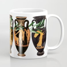 Ancient Greek Coffee Mug